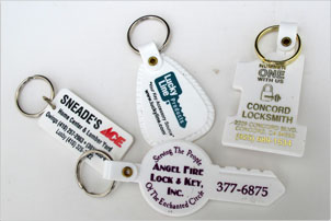 Promotional Key Rings & Tags