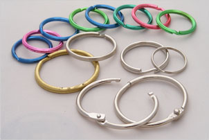 Split Rings & Binder Rings